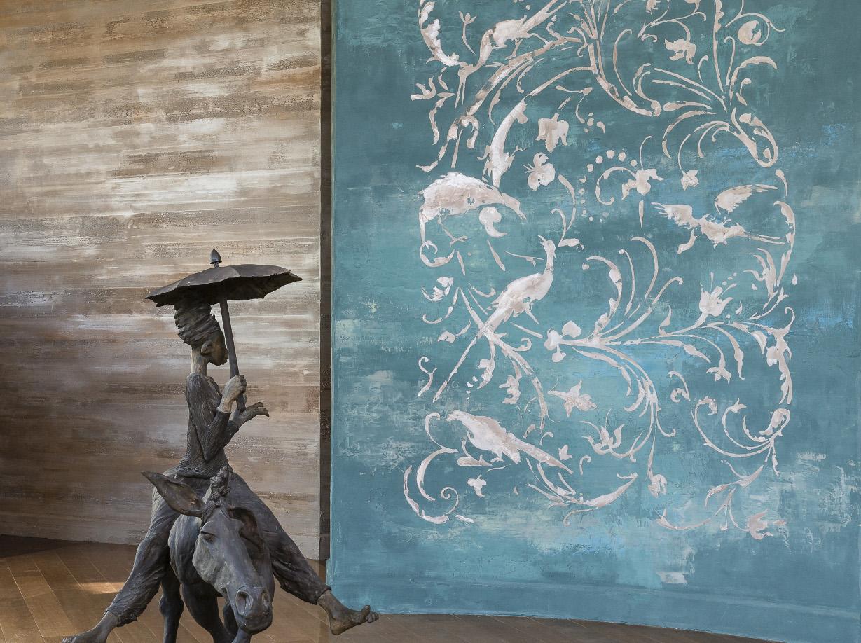 Unique Wall Creation Texture